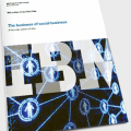 The value of social business – IBM report